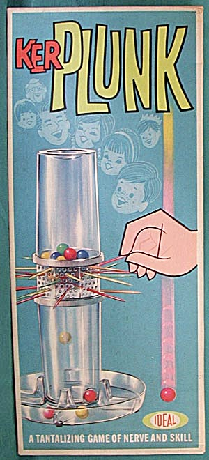 Ker Plunk Game Of Nerve And Skill