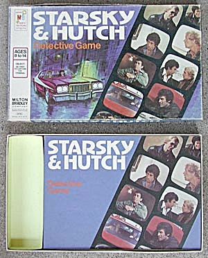 Starsky & Hutch Game (Image1)