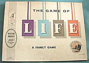 Vintage Game Of Life 100th Anniversary