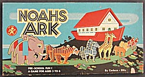 Vintag Noah's Ark Board Game (Image1)