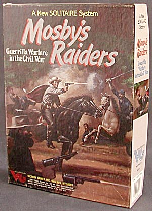 Mosby's Raiders Board Game