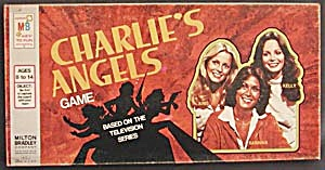 Charlie's Angels Board Game