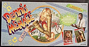 Dennis The Menace Board Game