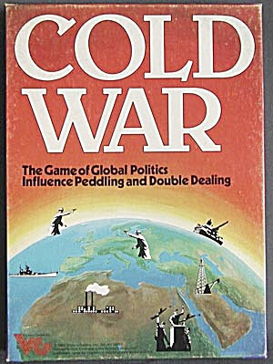 The Cold War - Board Game