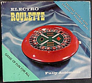 Electro Roulette Game