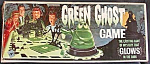 Vintage Green Ghost Game (Image1)