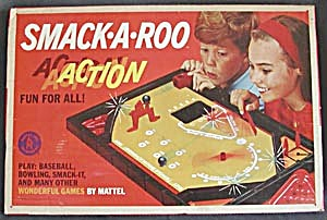 Vintage Smack-a-roo Game