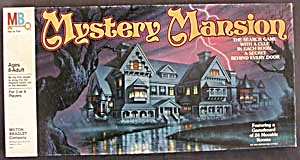 Mystery Mansion Game