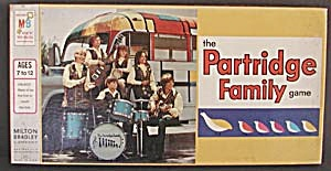 Vintage 1971 Partridge Family Board Game