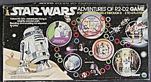 Vintage Star Wars Adventures of R2-D2 Board Game (Image1)