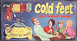 Vintage Cold Feet The Squirt Game