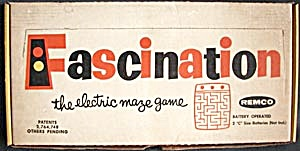 Fascination Electric Maze Game