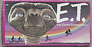 "E.t. ""the Extra Terrestrial"" Board Game"