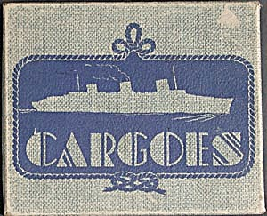Vintage Cargoes Game