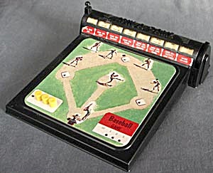 Vintage Baseball Spin-a-game