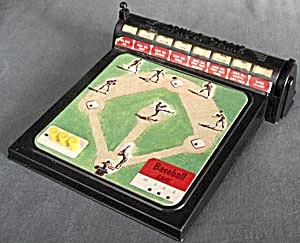 Vintage Baseball Spin-A-Game (Image1)