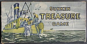 Vintage Sunken Treasure Game (Image1)