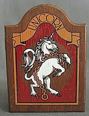 Unicorn Dart Board (Image1)
