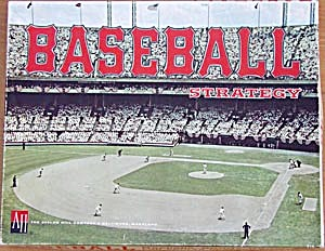 Vintage Baseball Strategy Board Game (Image1)
