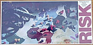 Vintage Risk Board Game (Image1)