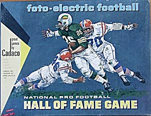 Vintage foto-electric football Game (Image1)