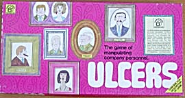 Vintage Ulcers Board Game (Image1)