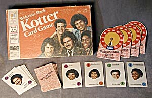 Welcome Back Kotter Game 1976 (Image1)