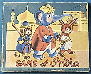 Vintage Game Of India
