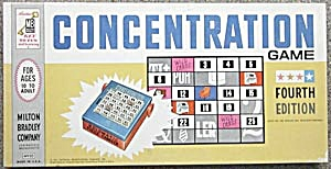 Concentration Game Based On Popular Nbc Tv Show