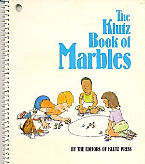 The Klutz Book of Marbles 16 Games (Image1)