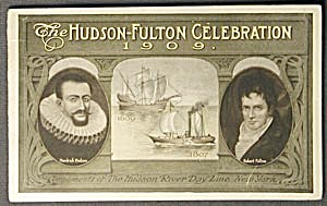Vintage The Hudson Fulton Celebration 1909 (Image1)