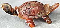 Vintage Tortoise Plastic Nodder (Image1)