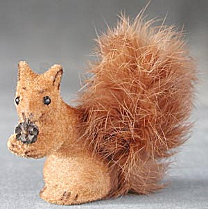Wagner Kunstlerschutz German Brown Squirrel (Image1)