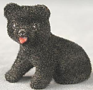 Wagner Kunstlerschutz German Black Bear Cub (Image1)