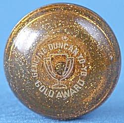 Vintage Duncan Gold Award Yo-Yo (Image1)