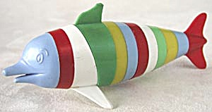 Vintage Porpoise Ring Toy (Image1)