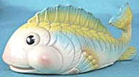 Vintage Large Squeaker Fish Toy (Image1)
