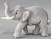 Wagner Kunstlerschutz Flocked Elephant (Image1)