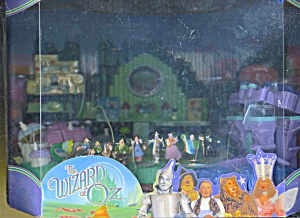 Wizard Of Oz Playset Polly Pocket