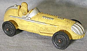 Vintage Auburn Yellow Race Car (Image1)