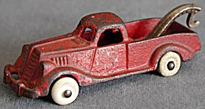 Vintage Hubley Toy Tow Truck (Image1)