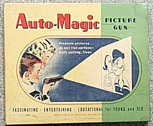 Vintage Auto Magic Picture Gun (Image1)