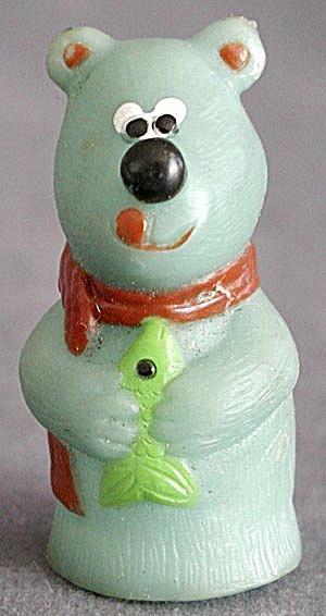 Vintage Soft Plastic Bear (Image1)
