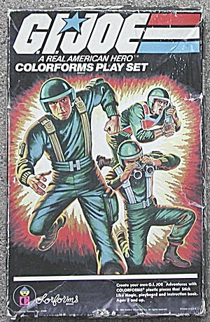G. I. Joe Colorforms (Image1)