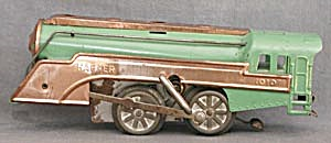 Vintage Hafner Streamliners Train Set (Image1)