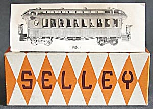 Vintage Selley Train Kit (Image1)