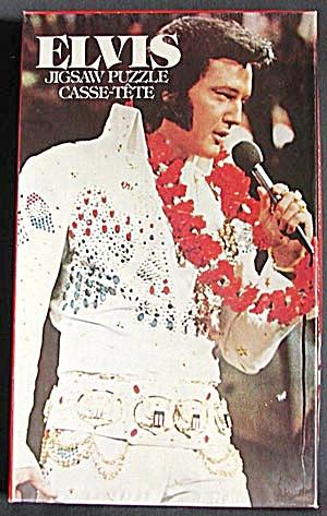 Vintage Elvis Presley Jigsaw Puzzle (Image1)