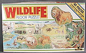 Wildlife Floor Puzzle (Image1)