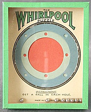 Vintage Whirlpool Dexterity Game Puzzle (Image1)