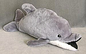 Dolphin Plush Toy (Image1)